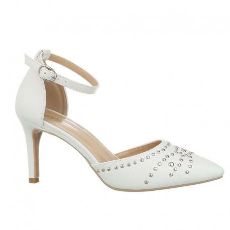 Chaussures femme petit talon pas cher escarpins