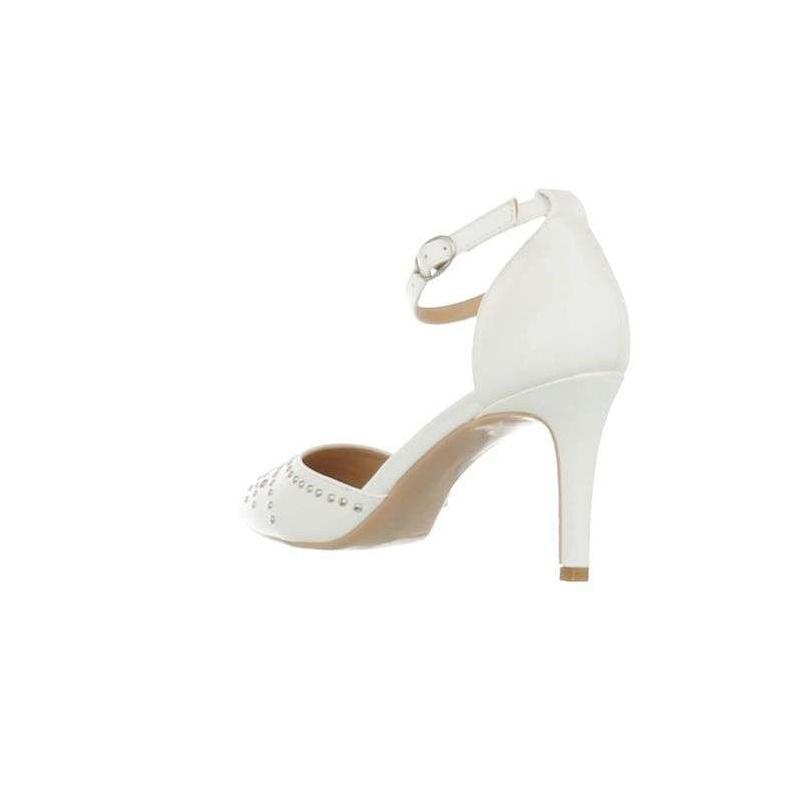 pas mal 3a4c2 1c29b Chaussures femme petit talon pas cher escarpins