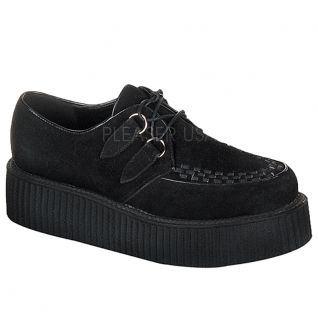 Creepers homme taille 43 coloris noir