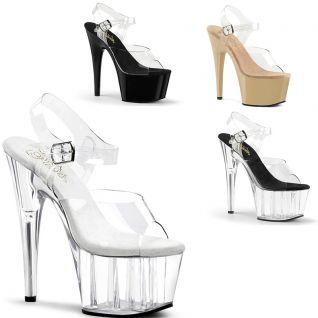 Platform Ankle Strap Sandal