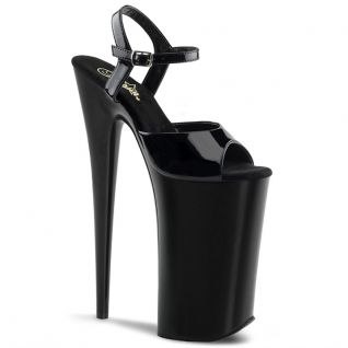 Sandales extrème talon plateforme