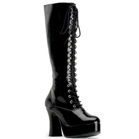 vernie chère noire Chaussures FuntasmaBotte pas 34jLqc5AR