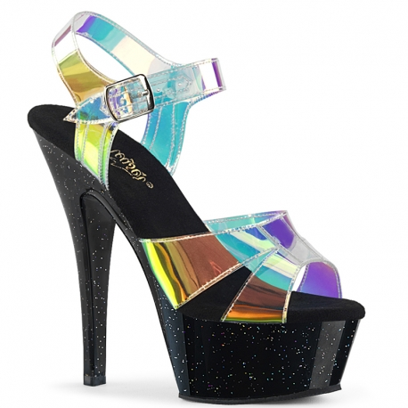 Sandales miroir