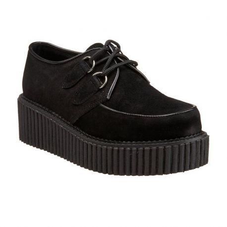 Chaussures mixtes noires petites pointures
