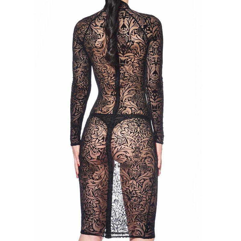 Robe Transparente Comment La Porter En Soiree Sexy