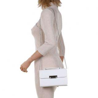 Pochette sac à main blanc