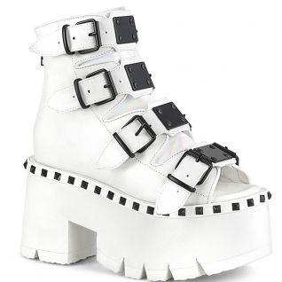 Chaussures à talon épais Démonia