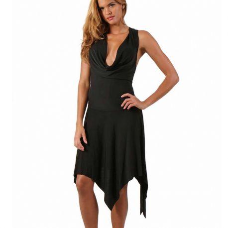 Micro robe noire