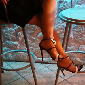 sandale pour demoiselle d'honneur