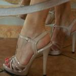 Chaussure mode femme caramel