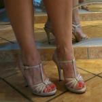 sandale flair caramel