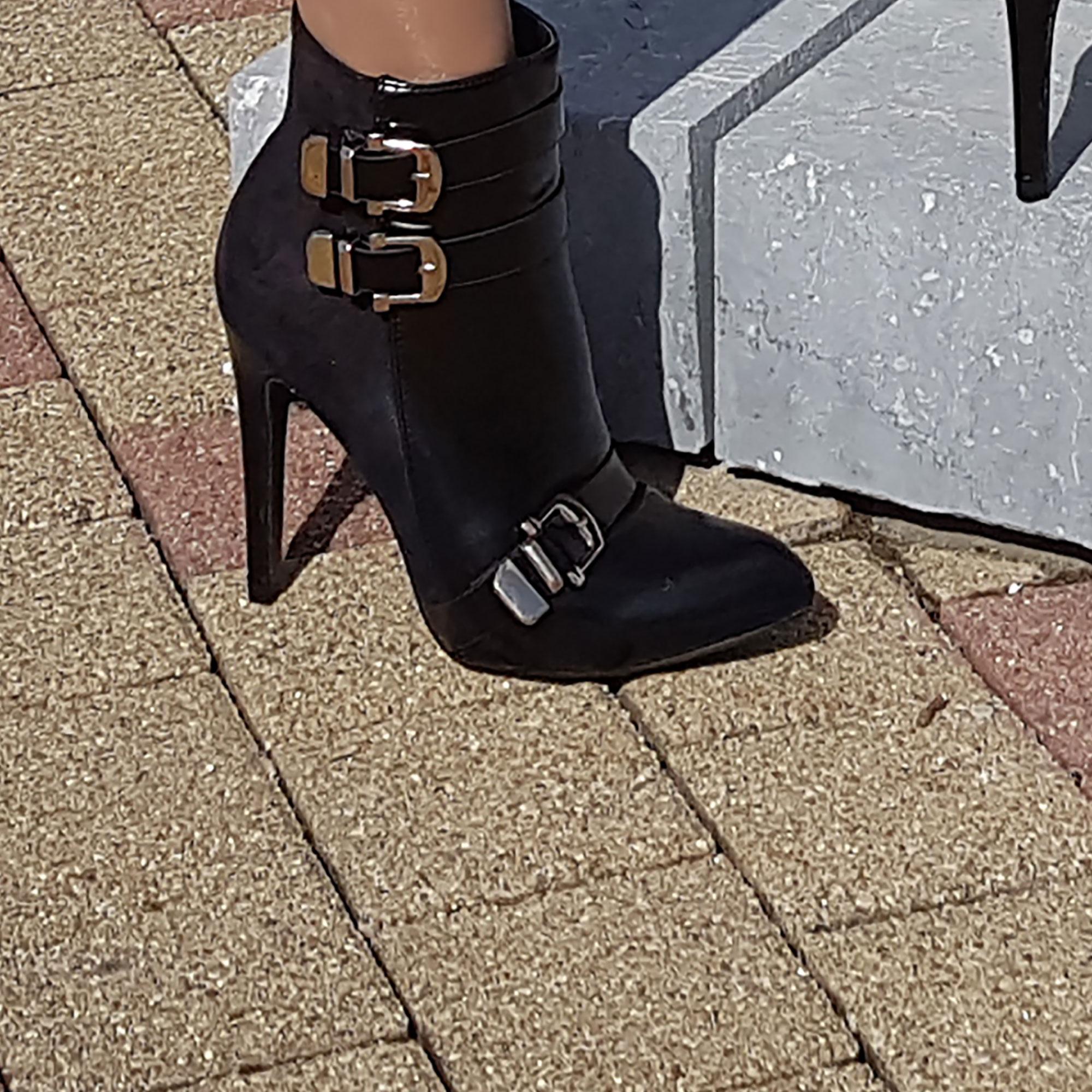 chaussures à talon la hauteur idéale pour marcher