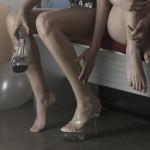 chaussure de scene
