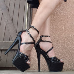 chaussure haut talon kiss 254