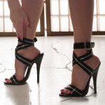 chaussure talon extreme