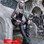 shaker cuissardes gothique