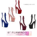 flamingo chaussure