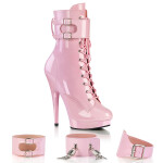 Bottines rose sultry-1023