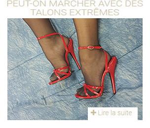 Chaussure rouge satin très vintage