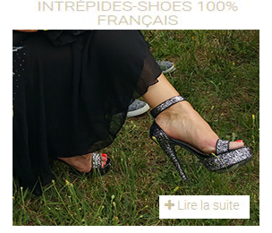 intrepides shoes francaise