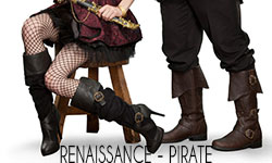 RENAISSANCE PIRATE
