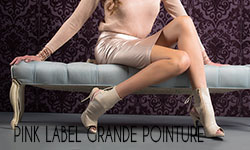 PINK LABEL GRANDE POINTURE